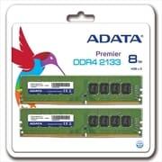 AD4U2133W4G15-2 [バルクメモリ ADATA DDR4-2133 4GB×2 RETAIL]