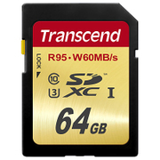 TS64GSDU3 [SDXCカード 64GB CLASS10]