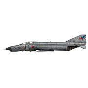 HA1942 [1/72 F-4EJ改 ファントムII 航空自衛隊 第302飛行隊 97-8426 塗装済み完成品]