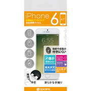 i6PEFG Antifingerprint&antiglarescreenprotector [iPhone 6用 4.7インチ フィルム]