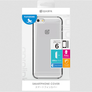 i6PT01-TR Crystalclearcase [iPhone 6用 4.7インチ ケース Transparent]