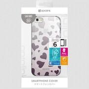 i6SP30-CW Wildanimalprintedcase [iPhone 6用 4.7インチ ケース Cow]