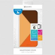 i6PF20-OR Origamifolio [iPhone 6用 4.7インチ ケース オレンジ]