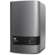 WDBLWE0120JCH-JESN [My Book Duo 12TB 3年保証 USB 3.0 RAID 0,1対応デュアルドライブ外付ハードディスクドライブ]