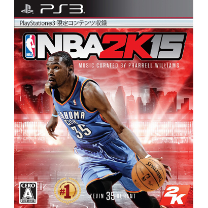 NBA 2K15 [PS3ソフト]