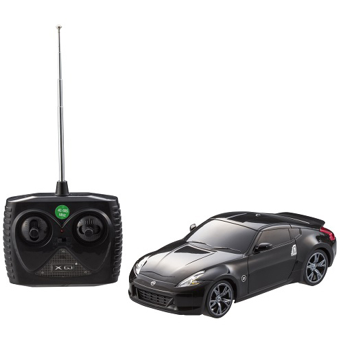 NISSAN(日産) フェアレディ 370Z [R/C 1/24 ラジオコントロールカー]