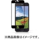 BSIP14FEFBK [iPhone 6 4.7インチ用 液晶保護フィルム イージーフィット/反射防止タイプ ブラック]