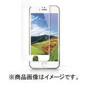 BSIP14FEFWH [iPhone 6 4.7インチ用 液晶保護フィルム イージーフィット/反射防止タイプ ホワイト]