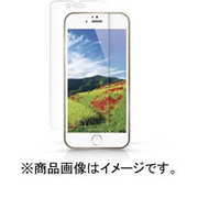 BSIP14FBCT [iPhone 6 4.7インチ用 気泡が消える液晶保護フィルム ブルーライトカット/反射防止タイプ]