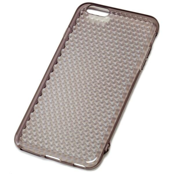 TD-2014-009 [iPhone 6 Plus/6s Plus 5.5インチ用 ソフトケース クリアブラック]
