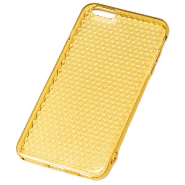 TD-2014-018 [iPhone 6 Plus/6s Plus 5.5インチ用 ソフトケース シャンパンゴールド]