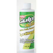 593097 [Gulp! ALIVE! Recharge Liquid (ガルプ!アライブ リチャージ・リキッド) エレクトリックチキン 8oz(約250ml)]