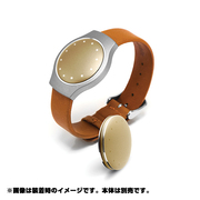 LEATHER BAND-STANDARD BROWN SB0D0 [SHINE ACTIVITY MONITOR専用オプションパーツ ブラウン]