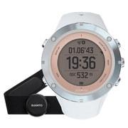 SS020672000 [Ambit3 Sport HR(アンビット3スポーツ HR) 充電式 GPS機能 心拍ベルト付き サファイア 正規輸入品]