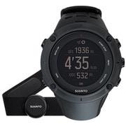 SS020678000 [Ambit3 Sport HR(アンビット3スポーツ HR) 充電式 GPS機能 心拍ベルト付き ブラック 正規輸入品]
