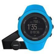 SS020679000 [Ambit3 Sport HR(アンビット3スポーツ HR) 充電式 GPS機能 心拍ベルト付き ブルー 正規輸入品]