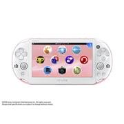 PlayStation Vita Wi-Fiモデル ライトピンクホワイト [PS Vita本体 PCH-2000ZA19]