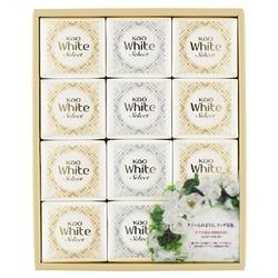 ホワイトセレクト 上品な白い花束の香り ギフト K・WS-20 [石けん 85g×12個]