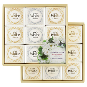 ホワイトセレクト 上品な白い花束の香り ギフト K・WS-30 [石けん 85g×18個]
