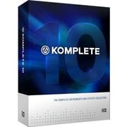 KOMPLETE 10 [インストゥルメント/エフェクト・コレクション]