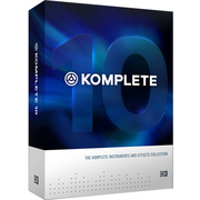 KOMPLETE 10 UPD [アップデート版]