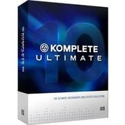KOMPLETE 10 ULTIMATE UPG for K10 [アップグレード版]