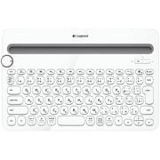 K480WH [multi-device keyboard Bluetooth マルチデバイス キーボード ホワイト]