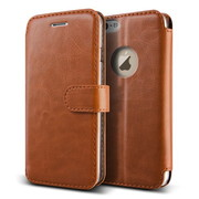Dandy Diary Leather ブラウン [iPhone]