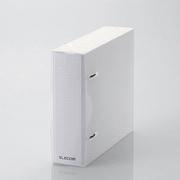 CCD-BC01CR [DVD CD不織布ケース専用ファイル ケース付 24枚収納 クリア]