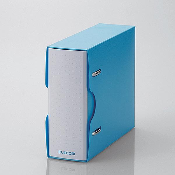 CCD-BCTW7BU [Blu-ray対応ディスクトレイ+専用ファイルケース ケース付 ファイルブルー]