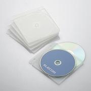 CCD-JPCTW5C [Blu-ray DVD CD用ディスクトレイ 両面収納  5枚 クリア]
