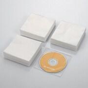 CCD-N300WH [DVD CD 不織布ケース 片面収納 300枚 ホワイト]
