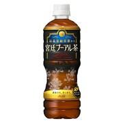 アサヒ宮廷プーアル茶PET 555ml×24本 [お茶]
