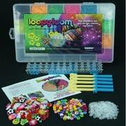 6000 Band Loopy Loom Delux 100 Charm Box Set [アクセサリー製作キット]
