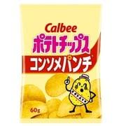 ポテトチップス コンソメパンチ 60g [菓子]