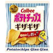 ポテトチップスギザギザ 味わいしお味 60g