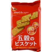 五穀のビスケット 4枚×8 [菓子]
