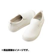 AZ-4436-001-24.5 [コックシューズ 24.5cm ホワイト]