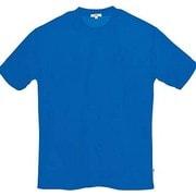 AZ-10574-006-M [吸汗速乾 クールコンフォート 男女兼用 半袖Tシャツ M ロイヤルブルー]