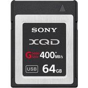 QD-G64A [XQDメモリーカード 64GB Gシリーズ 高速モデル]