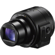 DSC-QX30 B [コンパクトデジタルカメラ Cyber-shot(サイバーショット) レンズスタイルカメラ 高倍率モデル ブラック]