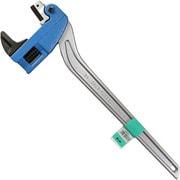 ACPW600J [ブルー アルミコーナーパイプレンチ 白管 被覆管 兼用 600mm]