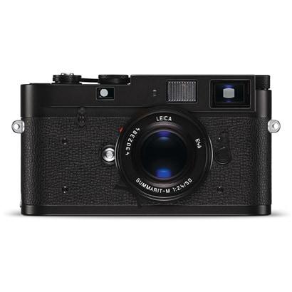 ライカM-A(Typ 127) ブラッククロームボディ [フイルム式レンジファインダーカメラ]
