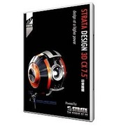 STRATA DESIGN 3D CX 7.5J for WIN アカデミックUPG版 from 3Dplus [ライセンスソフト]