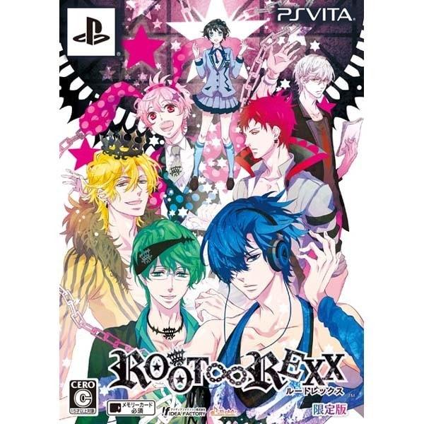 ROOT∞REXX ルートレックス 限定版 [PS Vitaソフト]