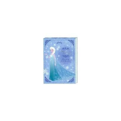 アナと雪の女王 ボリュームメモミニ DC FR2 ライトブルー