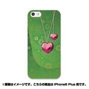 ip6l-0075-uvbase-cl [デザインケース iPhone 6 Plus/6s Plus 5.5インチ ハートストラップ]