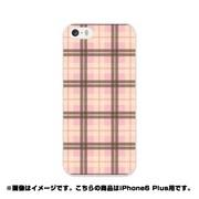 ip6l-0132-uvbase-cl [デザインケース iPhone 6 Plus/6s Plus 5.5インチ Tartan Soft PK]