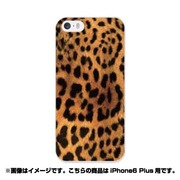 ip6l-0162-uvbase-cl [デザインケース iPhone 6 Plus/6s Plus 5.5インチ Real Skin Leopard]