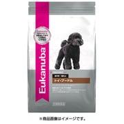 成犬用・犬種別サポート トイ・プードル 2.7kg [ユーカヌバ 成犬用・犬種別サポート トイ・プードル 2.7kg]